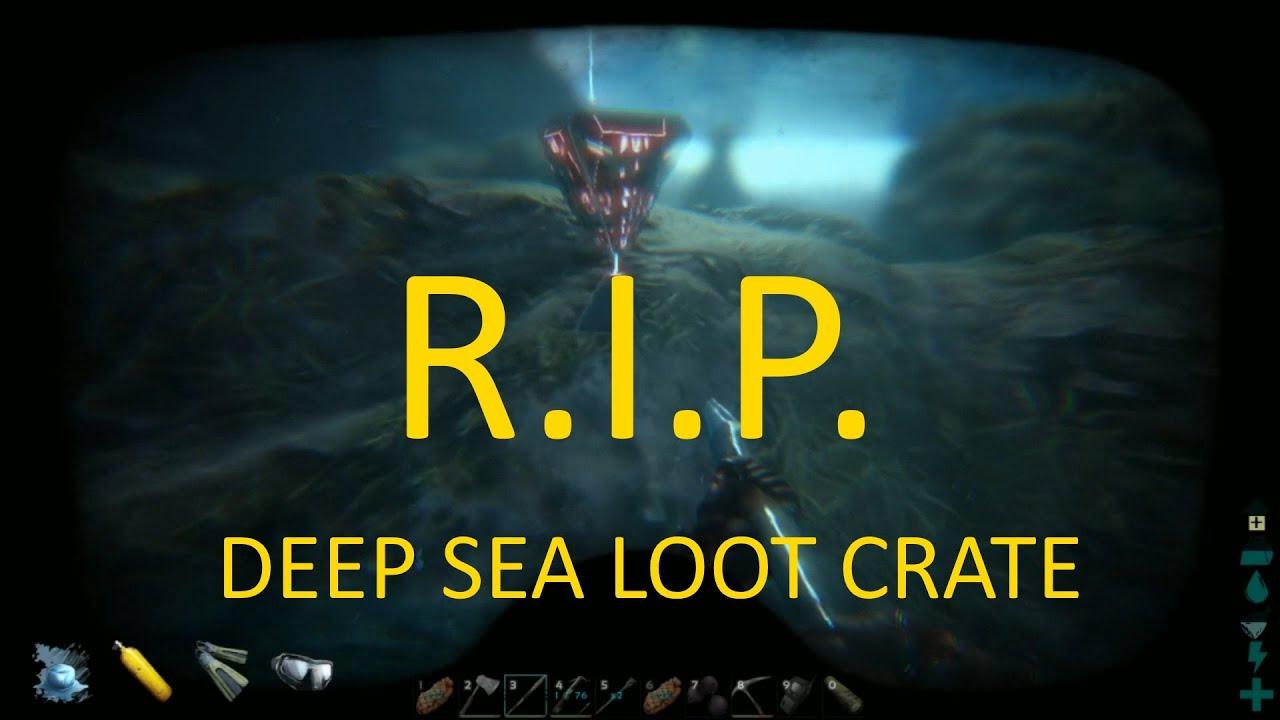 Lovely Ark Loot Crate Ark Survival Evolved ...