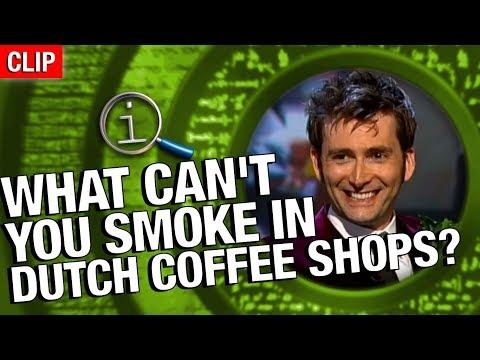 QI   What Can't You Smoke In Dutch Coffee Shops?