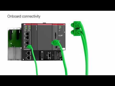 ABB PM595 - A new CPU for the AC500 PLC Platform