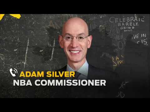 Adam Silver on ending one-and-done rule, if super teams are a problem | THE HERD (FULL INTERVIEW)