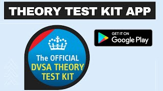 Official DVSA Theory Test Kit Android App Overview