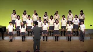 【合唱曲】 スーパーカリフラジリスティックエクスピアリドーシャス ★東京多摩少年少女合唱団 2013.05