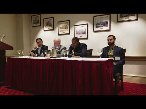 Bitcoin & Blockchain & Why You Should Care: NY Alternative Investment Roundtable  Pt 1