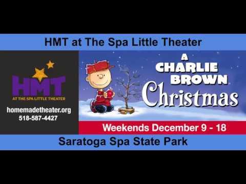 Youtube Charlie Brown Christmas.A Charlie Brown Christmas At Hmt
