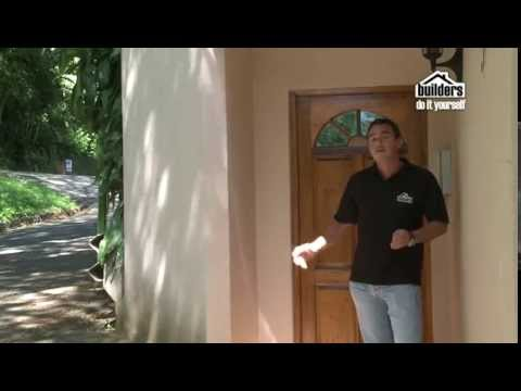 Builders DIY: Home Security – Security Tips
