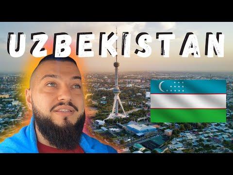 This is UZBEKISTAN? | First Impressions of Tashkent 2021
