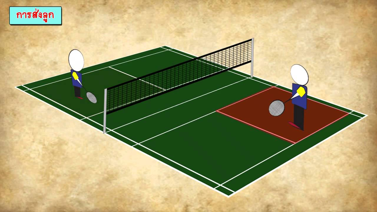 Basic Badminton แบดมินตันเบื้องต้น Youtube