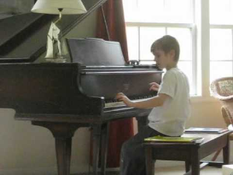 Rapid Shot--Avant Garde Piano Solo