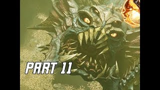 DARKSIDERS 3 Walkthrough Gameplay Part 11 - Monster (Let