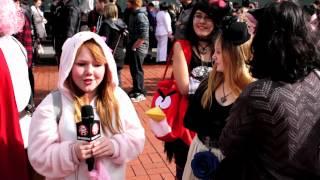 vuclip ANIME SNACKTIME TV - AVCON 2012 Convention Wrap