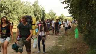 ЗАХІД-2013 (за день до фестивалю) 15.08.2013