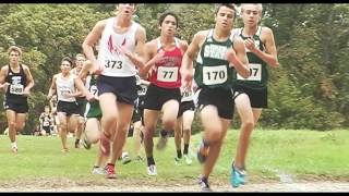 Lawrence High School Cross Country - 2016