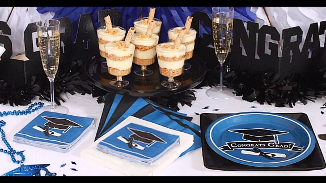 Cool Graduation Party Decorations Ideas YouTube