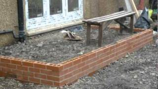 Rosslee Construction - Garage And Kitchen Extension In Accrington