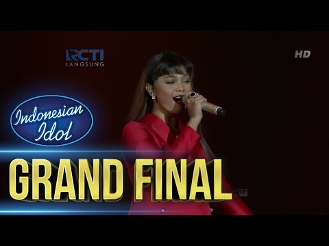 CITRA - YOU DON'T HAVE TO GO - Grand Final - Indonesian Idol 2018