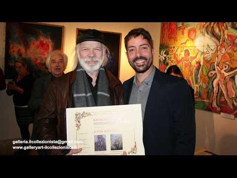 Galleria Il Collezionista Presenta Giorgio Vasari Award