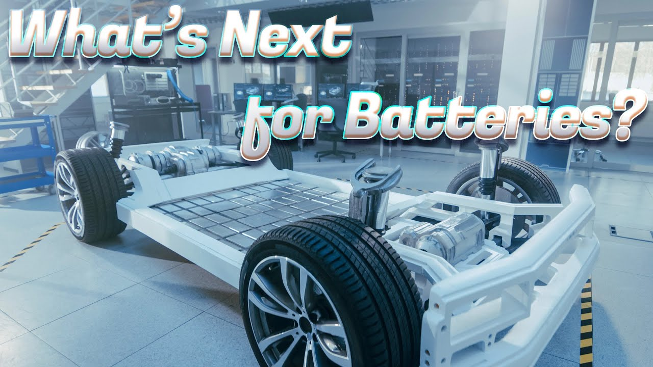 Sunday Musing: After Battery Day, What's Next For EVs And Their Batteries?