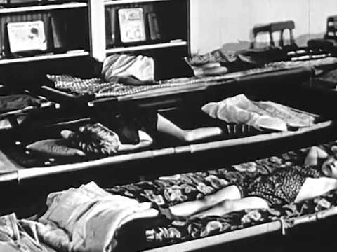 The Wilson Dam School 1942 - CharlieDeanArchives / Archival Footage