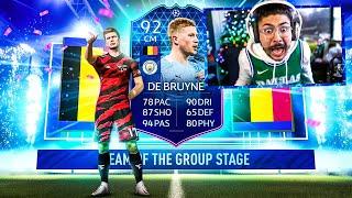 OMG I PACKED 5 TOTGS!! KDB!! FIFA 21