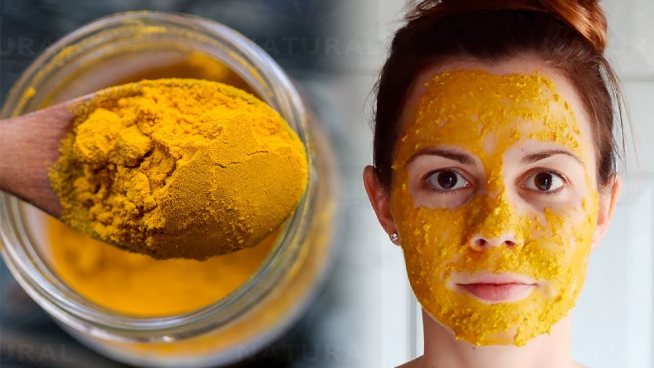 3 Turmeric Face Mask Recipes For Gorgeous, Glowing Skin