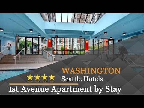 1st Avenue Apartment By Stay Alfred - Seattle Hotels, Washington
