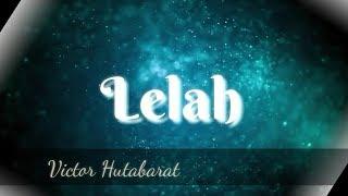 Lelah - Victor Hutabarat - lagu rohani terbaru