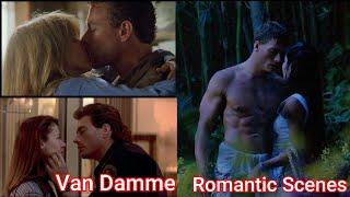 Van Damme Romantic Scenes - Jean Claude Van Damme - JCVD Movies