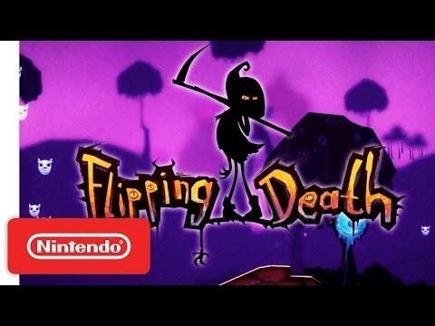 Flipping Death – Nintendo Switch Trailer