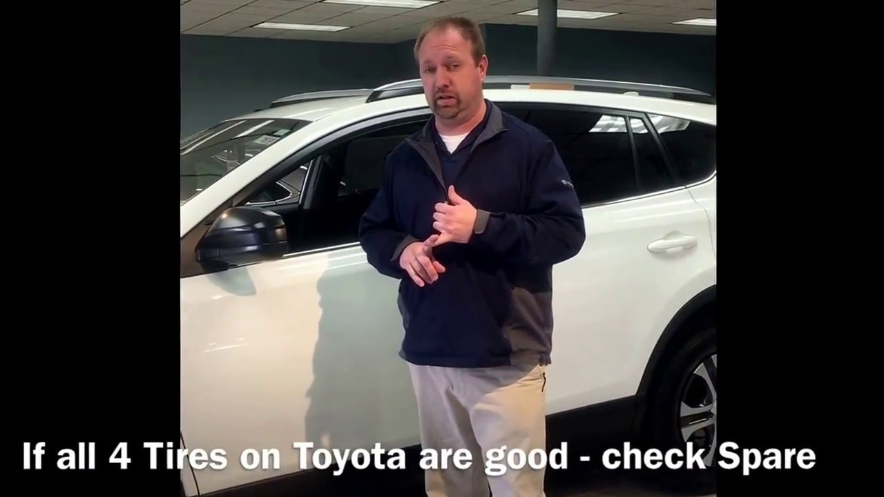 Jack Sherman Toyota Service Department FAQ - What Does This ...