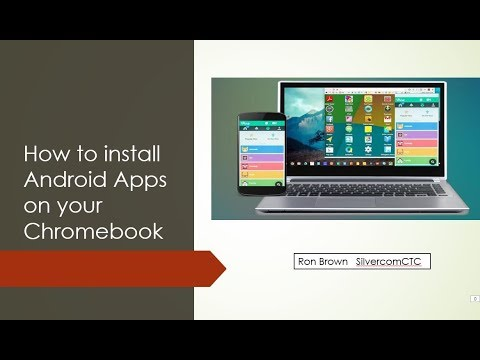 How To Install Android Apps On Your Chromebook