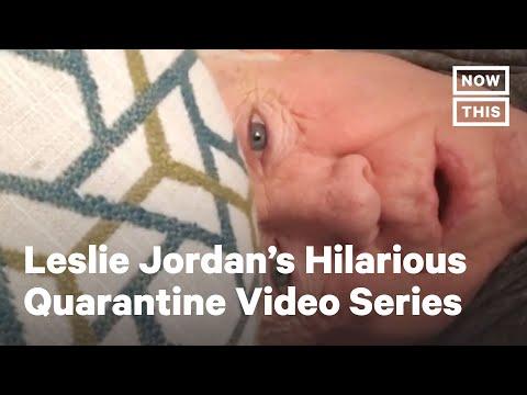 leslie-jordan-documents-quarantine-with-viral-video-series-|-nowthis