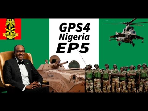 Geopolitical simulator Power & Revolution 4 ~ Nigeria - Episode 5
