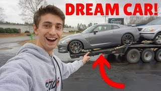 BUYING A NISSAN GT-R AT 24!