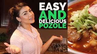 Cooking With Me: How I Make Pozole