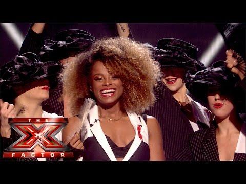 Fleur East sings Tina Turner's A Fool In Love | Live Week 8 | The X Factor UK 2014