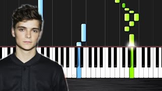 Martin Garrix Bebe Rexha In The Name Of Love - Piano Tutorial by PlutaX.mp3