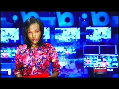 LIVE Journal avec Bibish Nguwa, 15 Juin 14 Midi