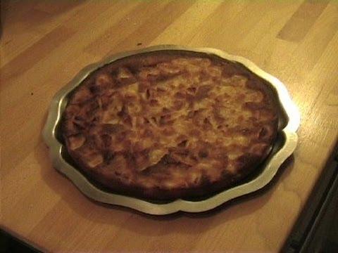 gâteau-aux-pommes