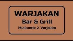 TESTI: MAKKARAPERUNAT, Warjakan Bar & Grill, Oulunsalo