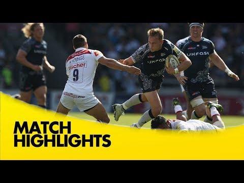 Sale Sharks v Leicester Tigers - Aviva Premiership Rugby 2017-18