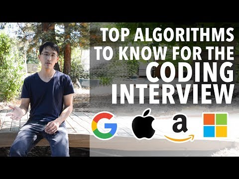 Top Algorithms for the Coding Interview (for software engine