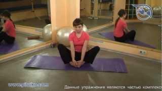 Упражнения для коленных суставов(Лечебная гимнастика при заболеваниях коленных суставов Для получения консультаций обращайтесь http://piluiko.co..., 2012-08-29T05:23:58.000Z)
