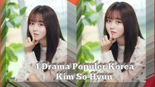 Video Top 4 Korean Drama Kim So Hyun download MP3, 3GP, MP4, WEBM, AVI, FLV November 2018
