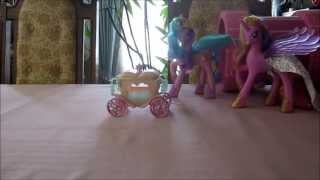 Sailor Moon Stars Pink Musical Box Carriage!  Plays SM Theme Song!
