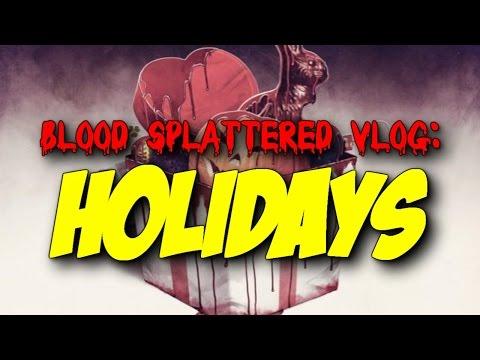 Holidays (2016) – Blood Splattered Vlog (Horror Movie Review)