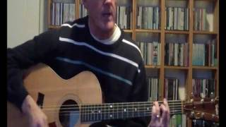 The Eagles-Train Leaves Here This Morning(Cover)