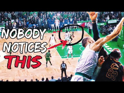 Why Jayson Tatum COULD Become The BEST Player IN THE NBA(Ft. Iso's, Jaylen Brown, Defense)