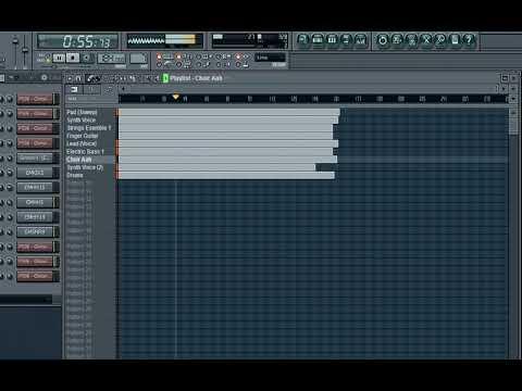 Eminem - Rock Bottom (remake instrumental FL STUDIO)