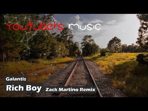Galantis - Rich Boy (Zack Martino Remix) (KreekCraft Intro 2018)