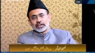 Anti-Ahmadiyya Maulvi's misquote from the book of Mirza Sahib (as)